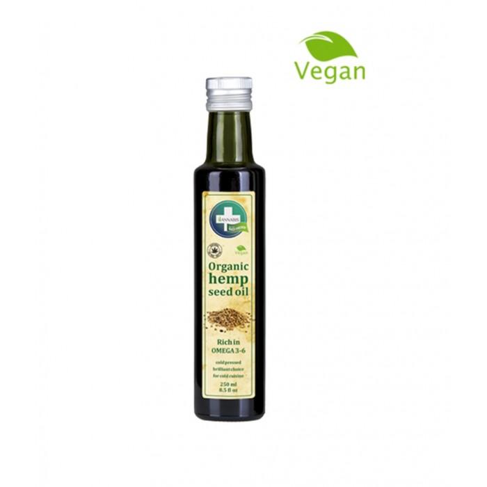 aceite de cáñamo bio hemp oil 250ml