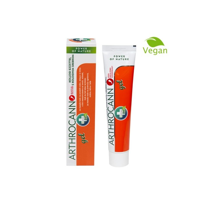 arthrocann gel efecto calor 75ml