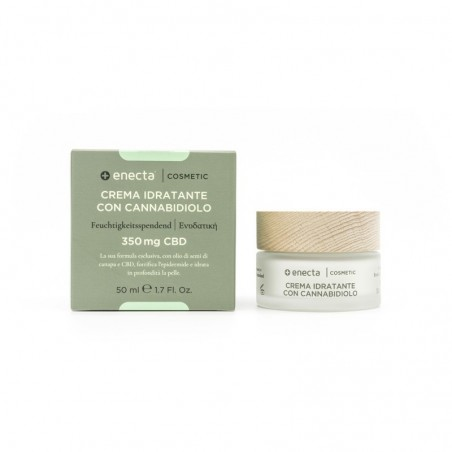 crema facial hidratante con cbd 350mg