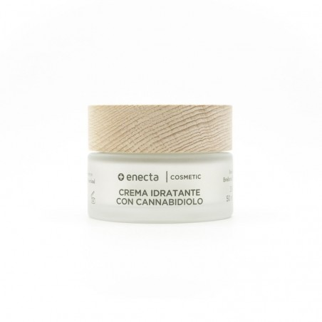 crema facial 350mg  hidratante con cbd
