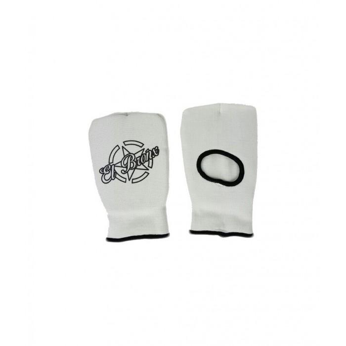 guantillas de karate de color blanco de el bronx