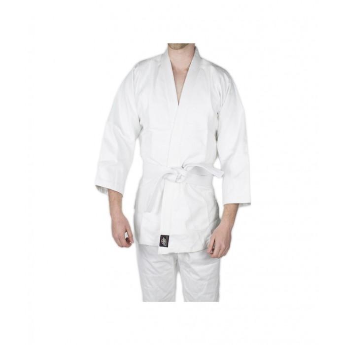 traje judo en color blanco para deportes de artes marciales de la marca el bronx