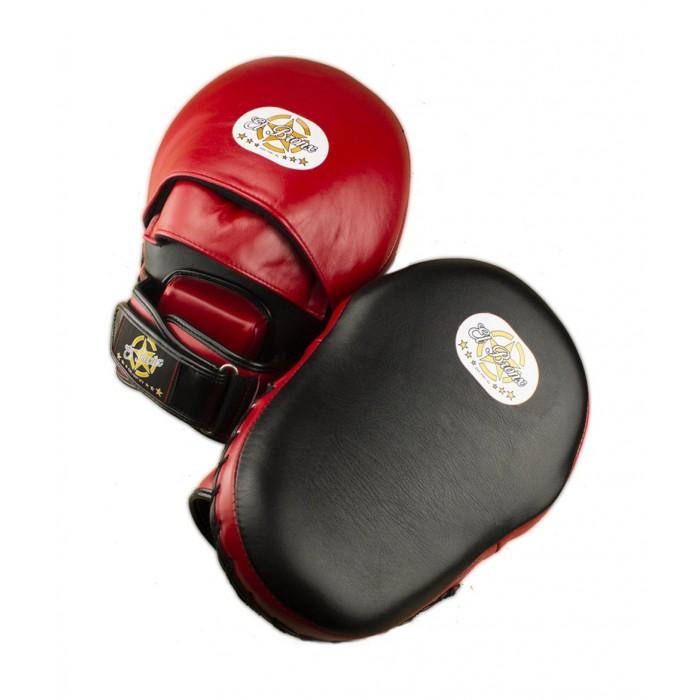 manopla de boxeo talla grande, color rojo
