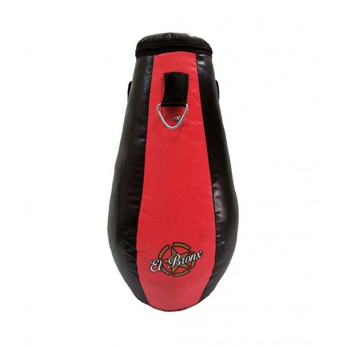 maize de boxeo rojo y negro pequeño