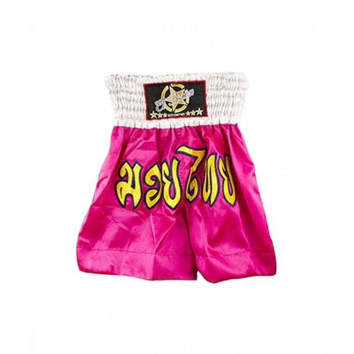 pantalón thai niños rosa