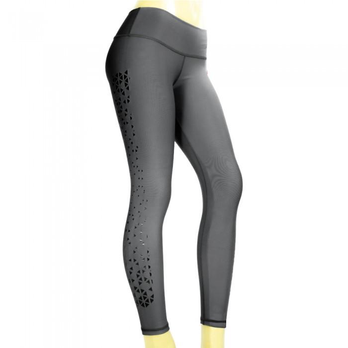 leggings para fitness, color gris