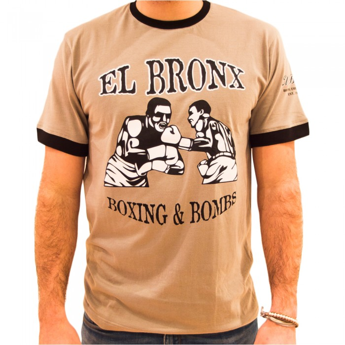 CAMISETA BOXING AND BOMBS