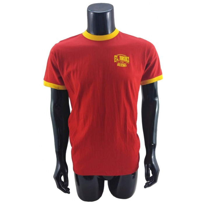 camiseta manga corta el bronx bandera española