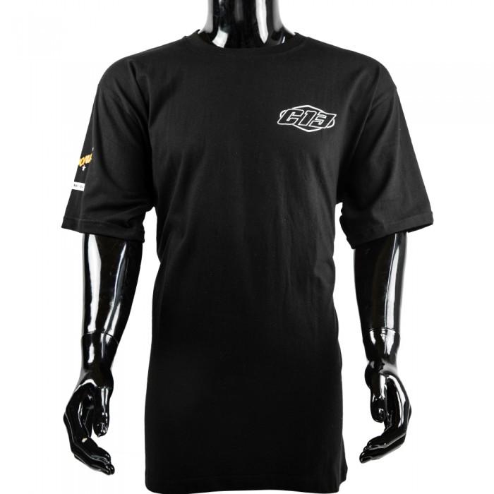 camiseta de hombre el bronx en color negro c13