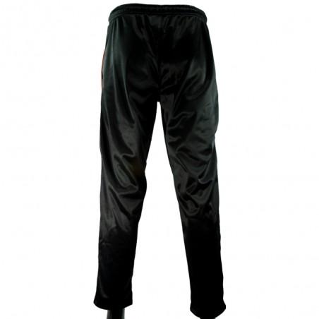 pantalon de artes marciales de el bronx en color negro, perfectos para deportes de contacto