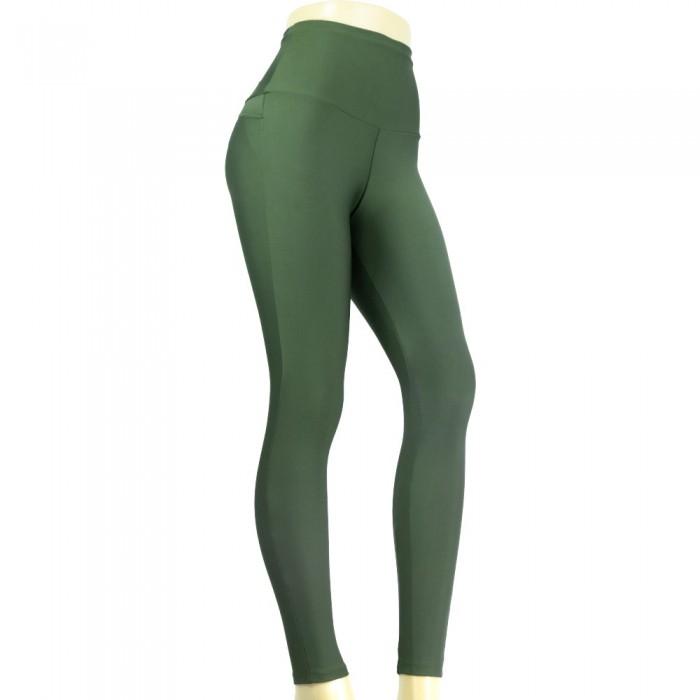 leggings para vestir, color verde
