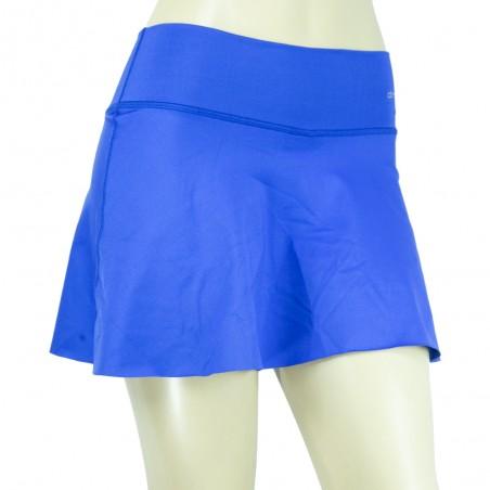 falda/short drakon, color azul