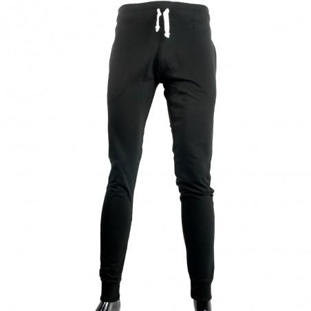 pantalon liso negro top boxing