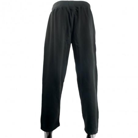 pantalon chandal clasico en color negro top boxing
