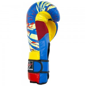 GUANTES DE VELCRO FIGHT TIME