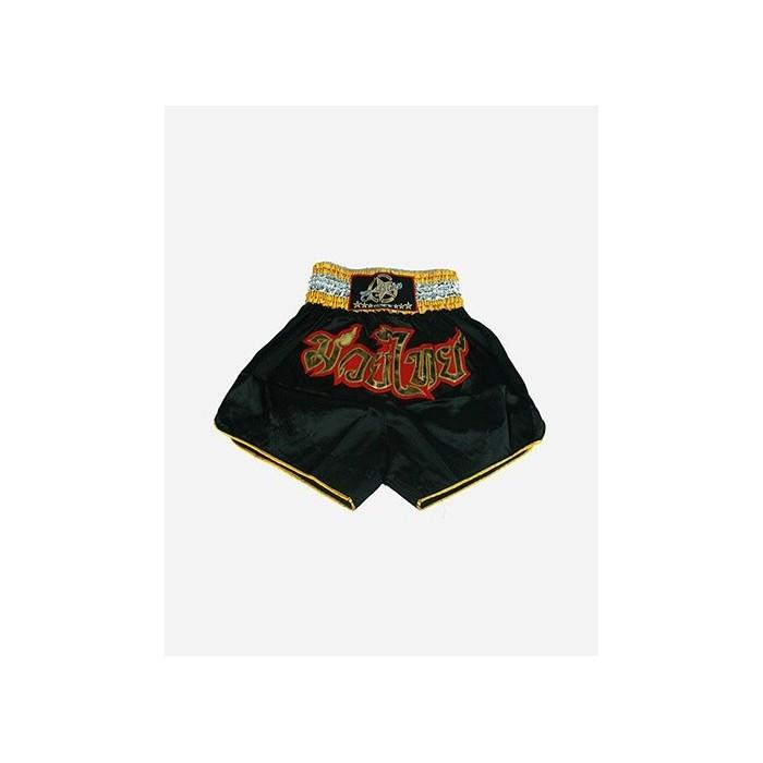 pantalón thai originals baby niños negro