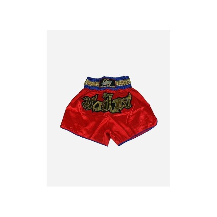 pantalón thai originals baby niños rojo