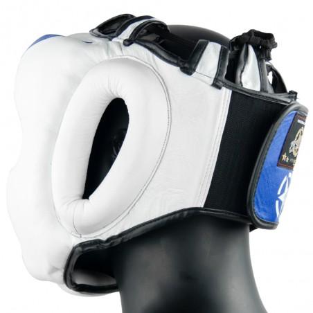 casco azulblanco pro bx thai