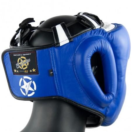 casco pro bx azulblanco thai
