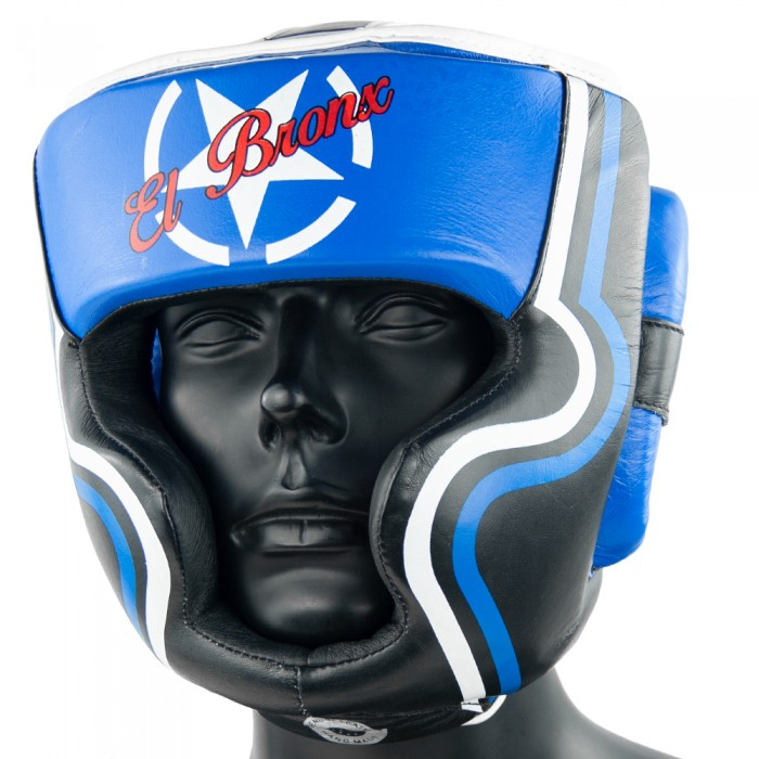 casco azulnegro pómulos w1