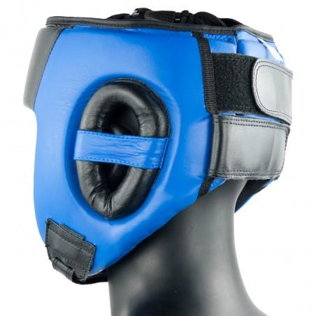 casco azulnegro amateur