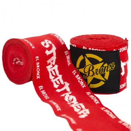 vendas street boxer 5mts rojas