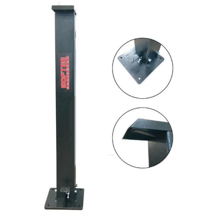 dispensador de gel columna