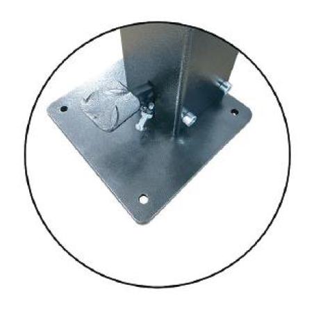 dispensador de gel soporte