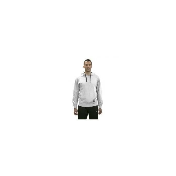 Sudadera con capucha para hombre, gris