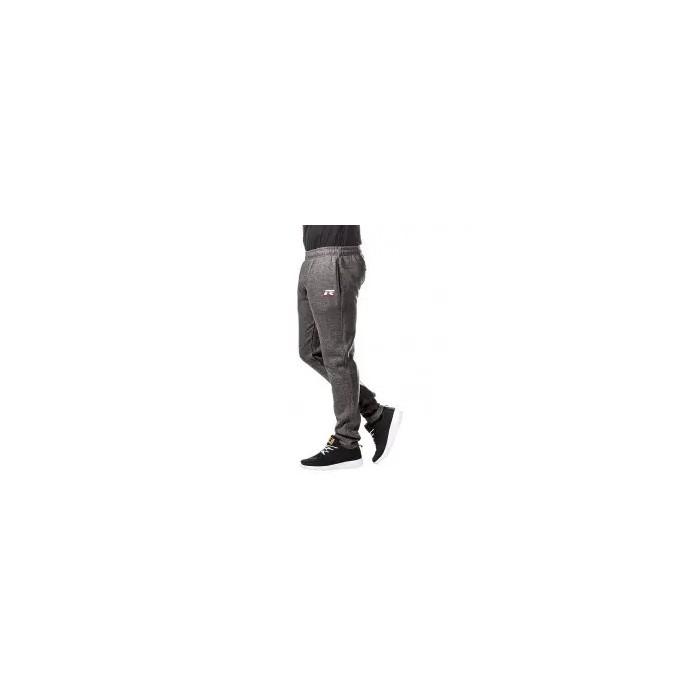 pantalón chándal de niño color gris oscuro
