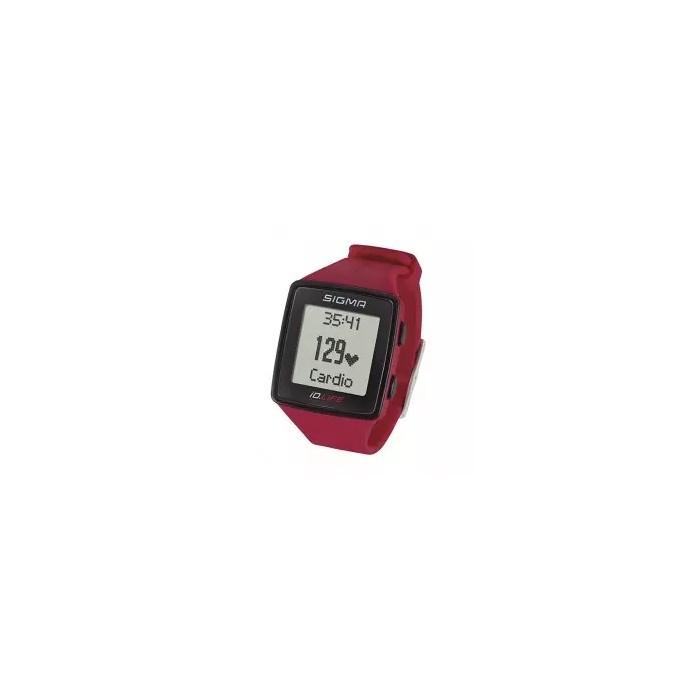 pulsómetro de color morado