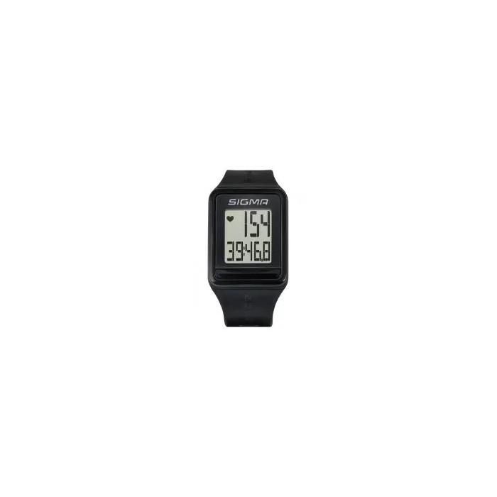 pulsómetro de color negro