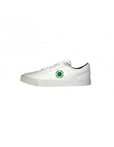 zapatillas deportivas de niño color blanco