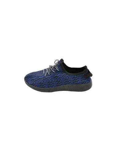 zapatillas muy ligera en color azul