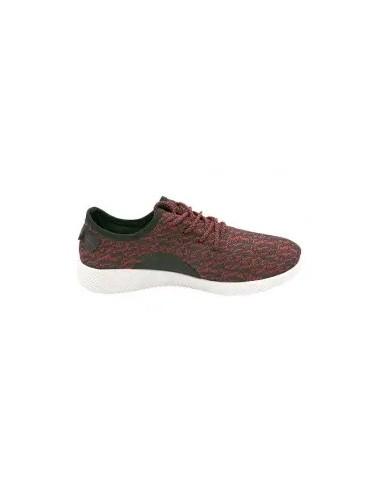 zapatillas muy ligera en color rojo