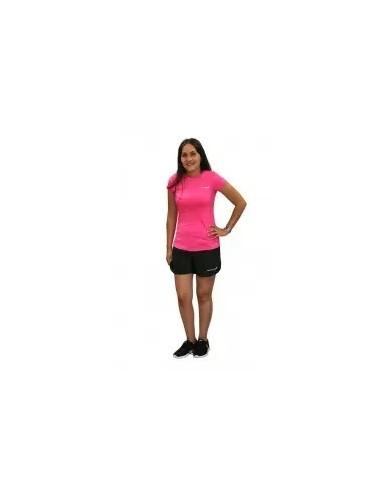 camiseta running de mujer element