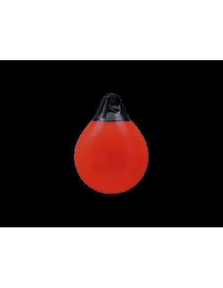 saco de agua color rojo