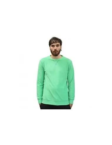 forro polar de hombre color verde
