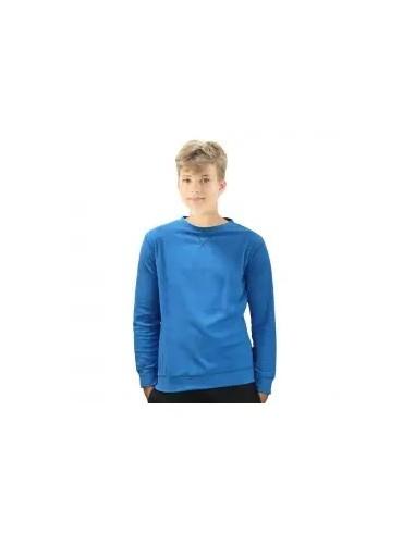forro polar de niño color azul royal