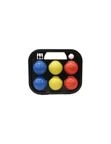 set juego de petanca 6 bolas