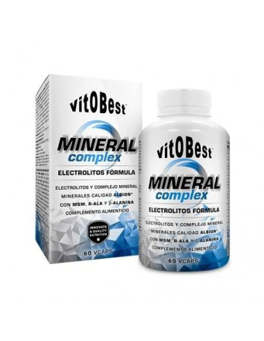 minerales complemento capsulas 60
