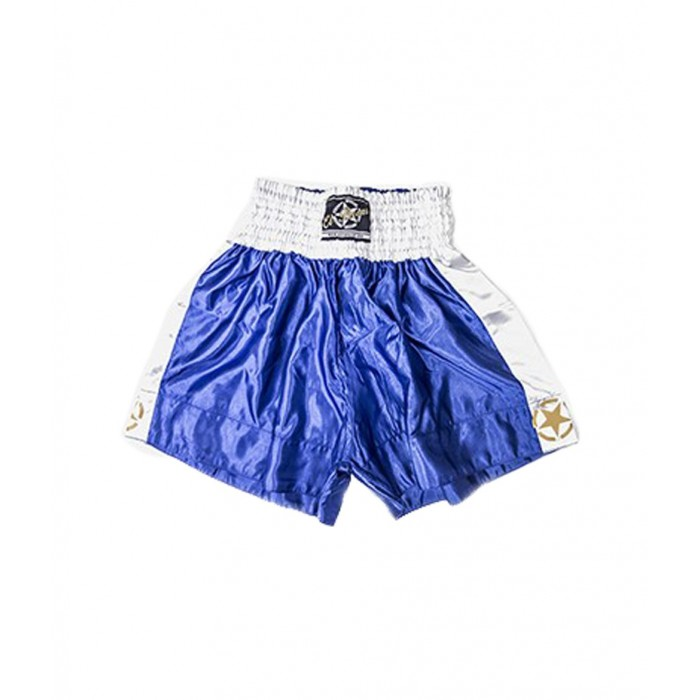 SHORT DE MUAY THAI CLASSIC BLUE