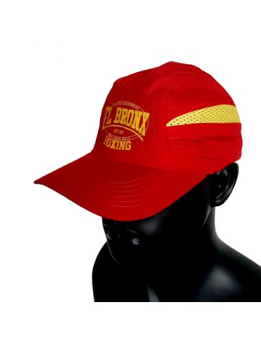 gorra roja publi