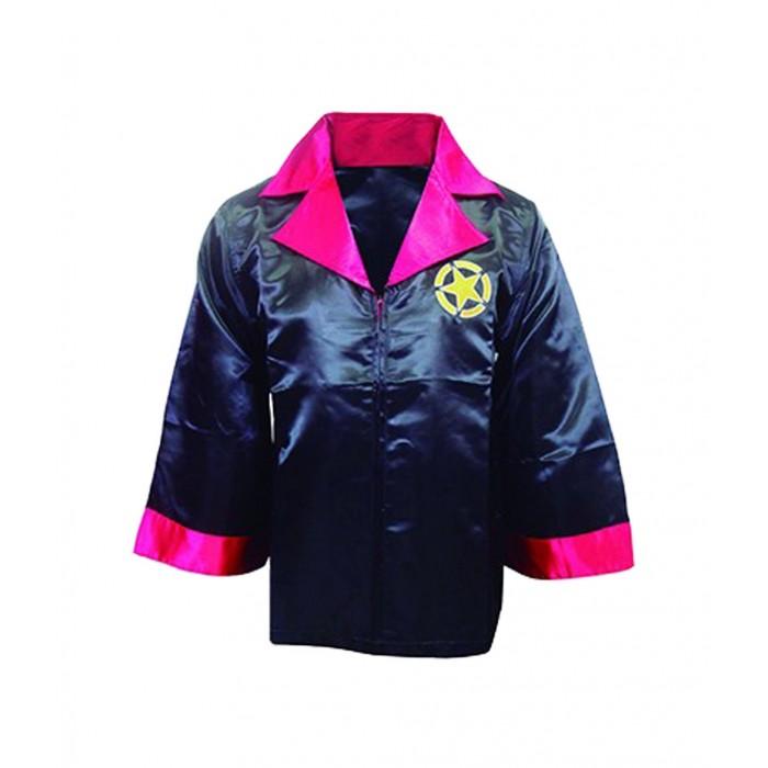 chaqueta de entrenador perfecta para el ring el bronx