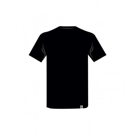camiseta negro el bronx de hombre