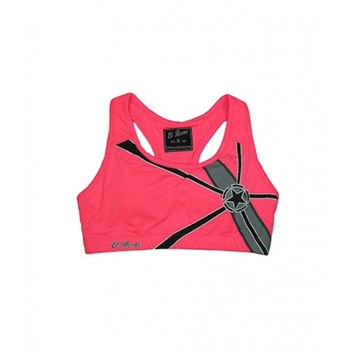 top deportivo, color rosa