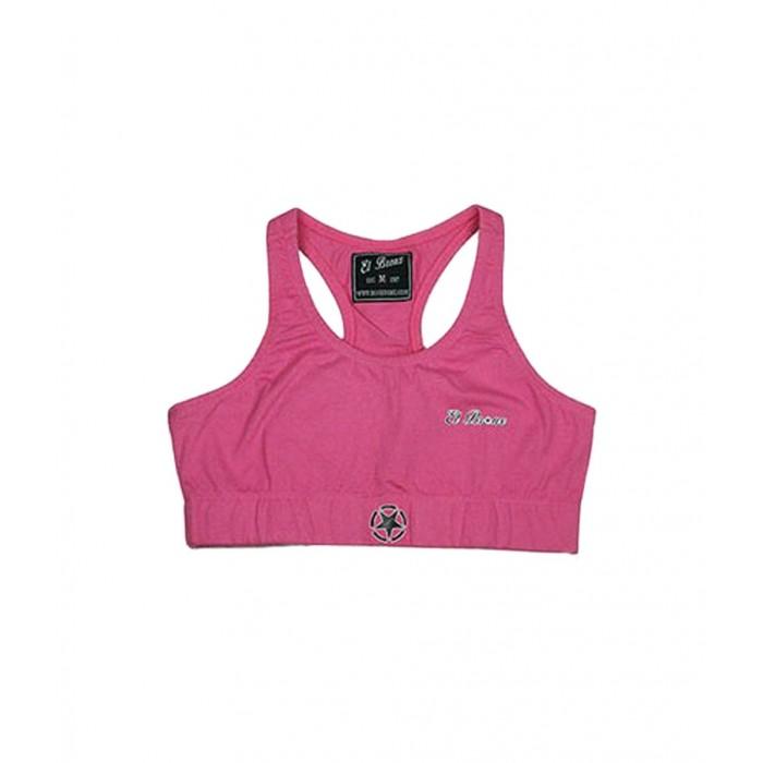top deportivo, color rosa