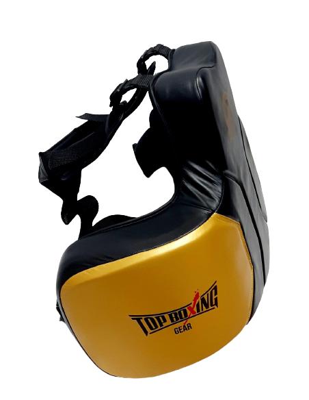 protector de pecho para entrenadores de artes marciales de la marca el bronx