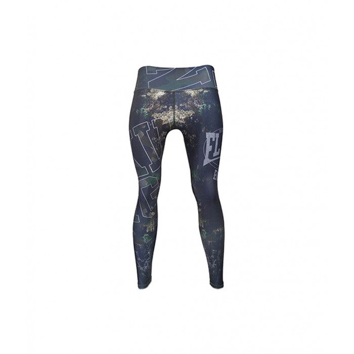leggings para fitness, color azul