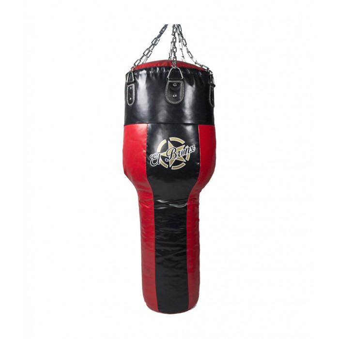 saco de boxeo de ángulo 120 cm